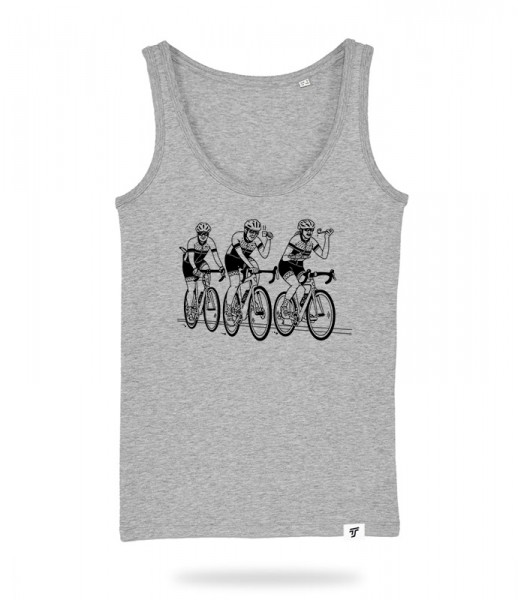 Espresso Ride Tank Top Mädels