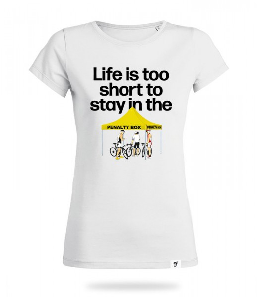 Life is too short Shirt Mädels