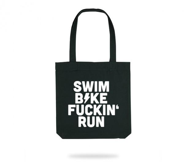 Fuckin Run Tote Bag