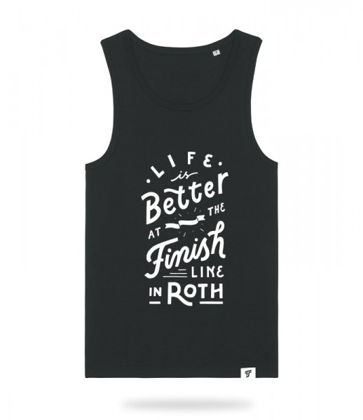 Roth Finishline Tank Top Jungs