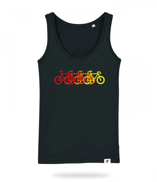 Rainbow Ride Tank Top Mädels