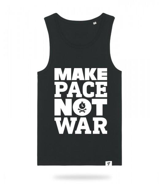 Make Pace Not War Tank Top Jungs
