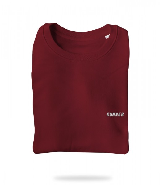 Runner Icon Sweater
