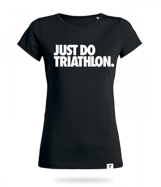 Just Do Triathlon Shirt Mädels