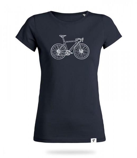 Roadbike Shirt Mädels