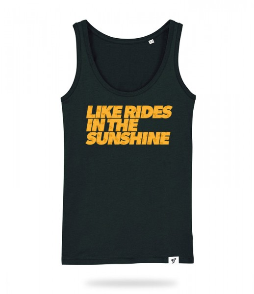 Sunshine Rides Tank Top Mädels