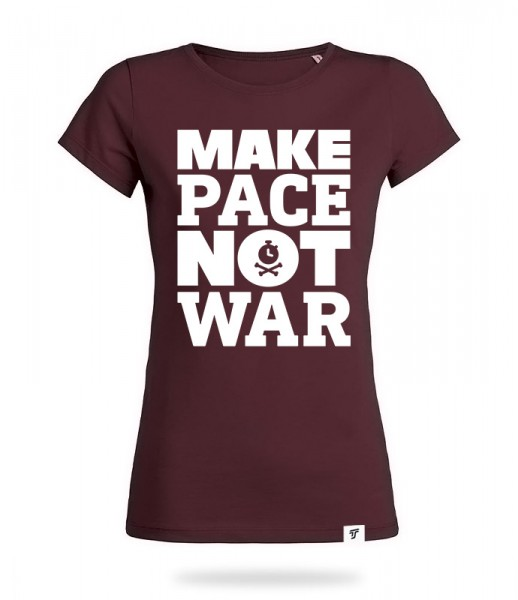 Make Pace Not War Shirt Mädels