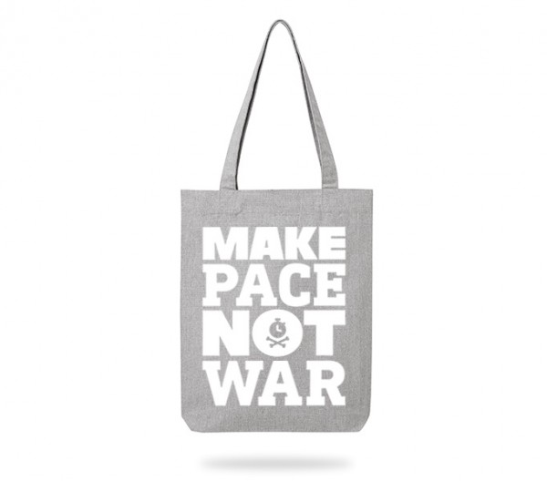 Pace Not War Bag