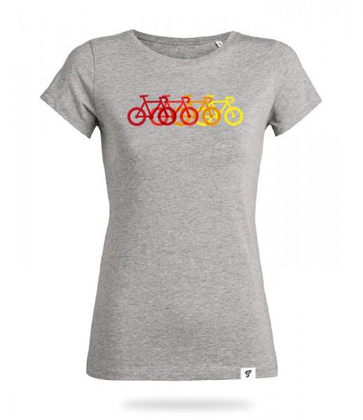 Rainbow Ride Shirt Mädels