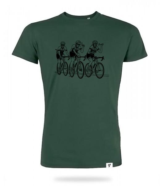Espresso Ride Shirt Jungs