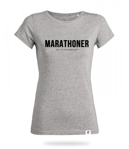 Marathoner Shirt Mädels