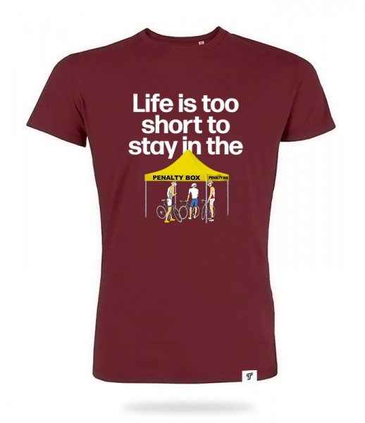 Life is too short Shirt Jungs