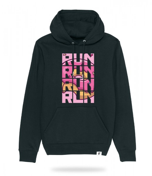 Run for Donuts Hoodie