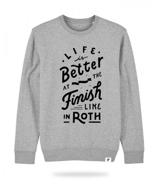 Roth Finishline Sweater