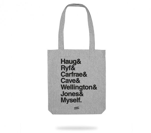Champions Girl Tote Bag