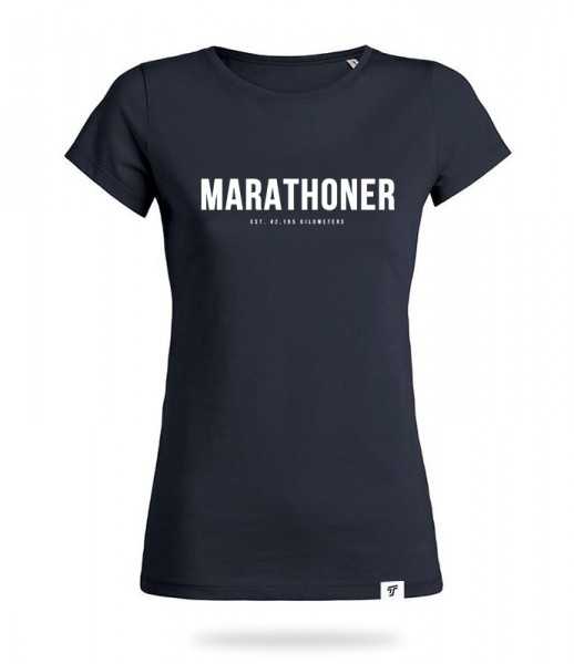 Marathoner Shirt Mädels