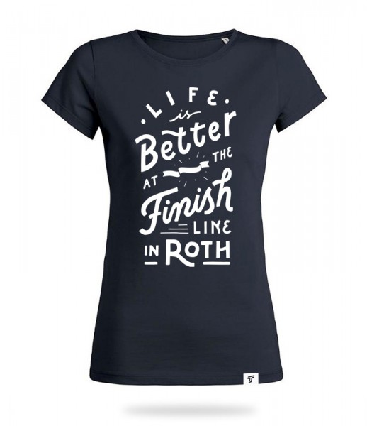 Roth Finishline Shirt Mädels