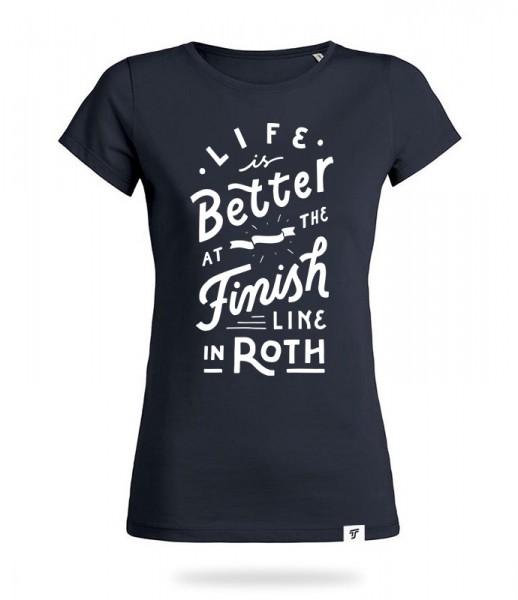Roth Finishline Shirt Mädels