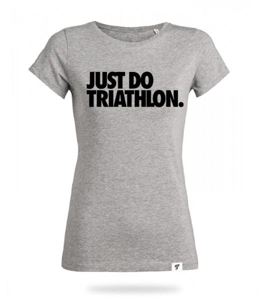 Just Do Triathlon Shirt Mädels
