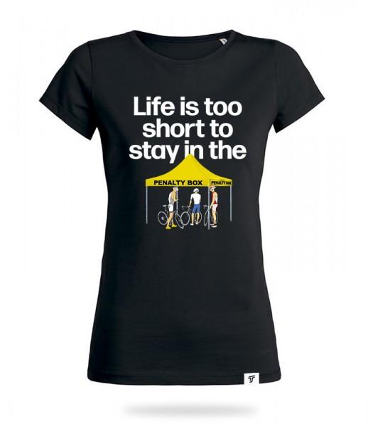 Life is too short Shirt Mädels