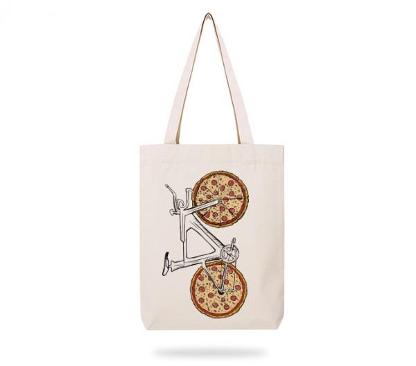 PIZZA BIKE BAG